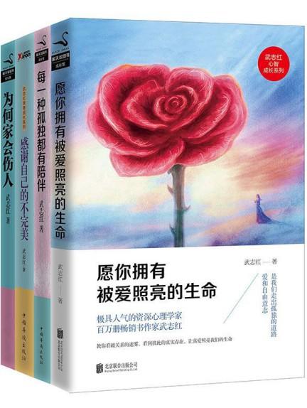 武志红经典作品合集(共4册)电子书百度网盘下载